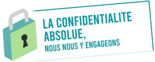 illustration confidentialité absolue avant valorisation