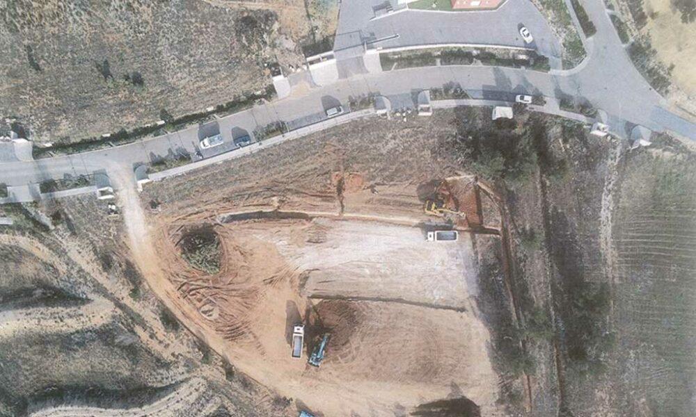 Projet de construction du nouveau dépôt