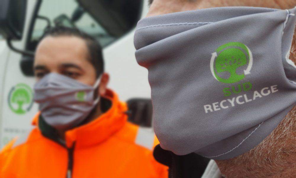 Sud Recyclage pendant la crise covid-19
